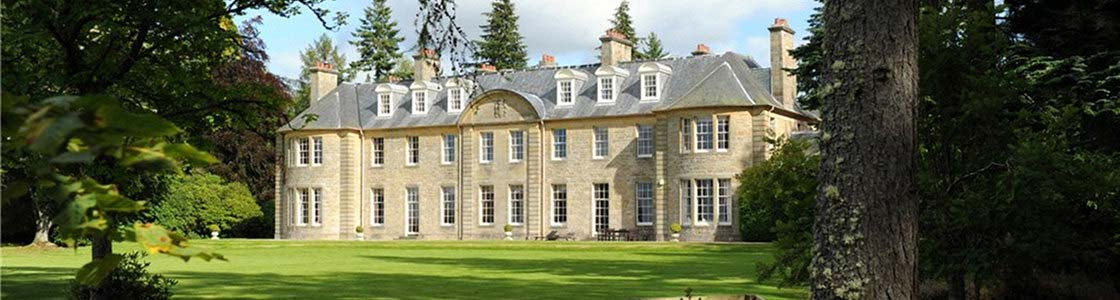 Welcome to Blervie House - Bed and Breakfast Accommodation Forres