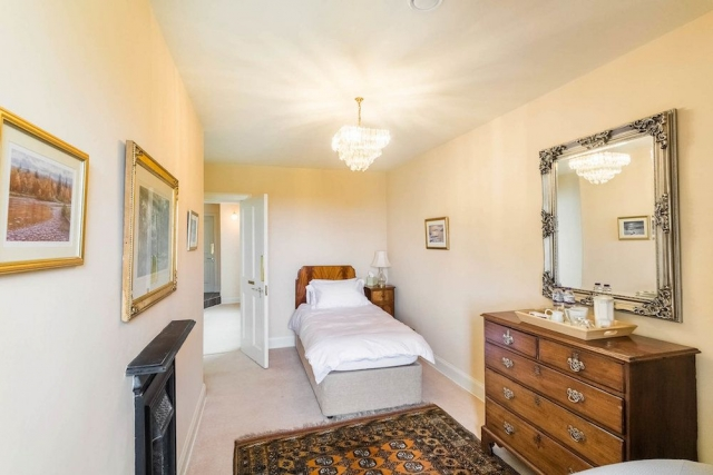 Single Room at Blervie House