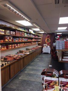 Walkers Shortbread Shop
