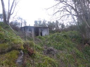 Old Signalman's Hut on the Dava Way