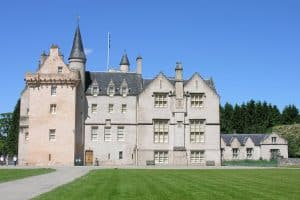 Castles - Blervie Bed and Breakfast Moray Scotland, Discover Moray