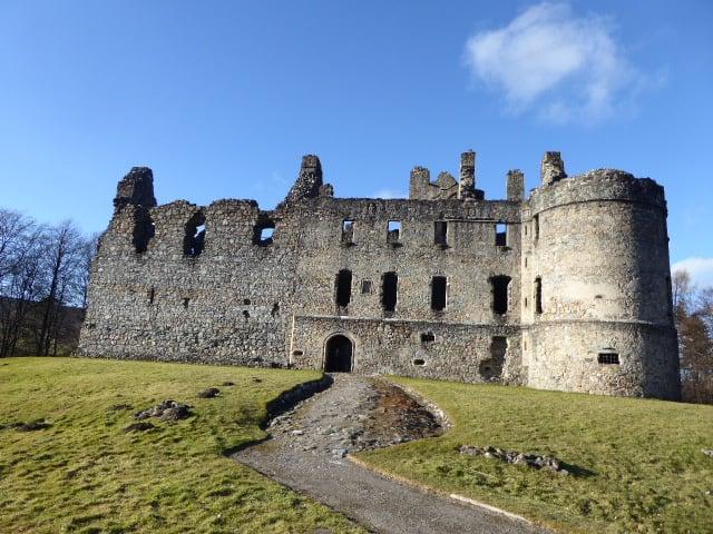 Explore Scottish History - Blervie House