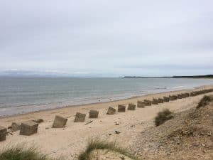 Roseisle Beach, Moray