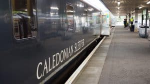 How to get to Inverness from London by Caledonian Sleeper Triain