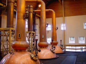 Malt Whisky Distillery