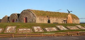 Shows Icehouses in Scotland