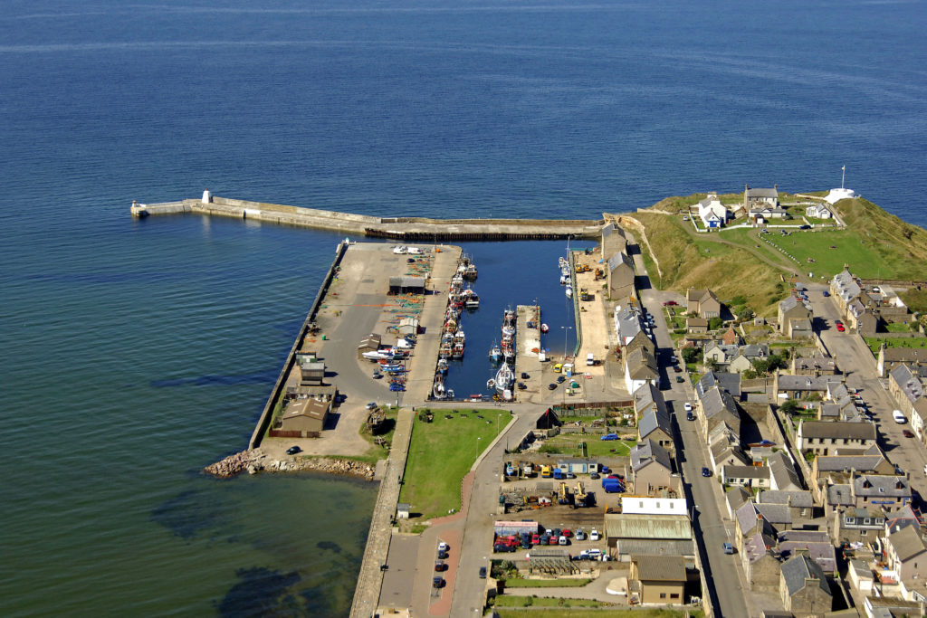 H is for Harbours and Highland Games - Blervie House