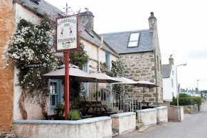 The Kimberley Inn at Findhorn