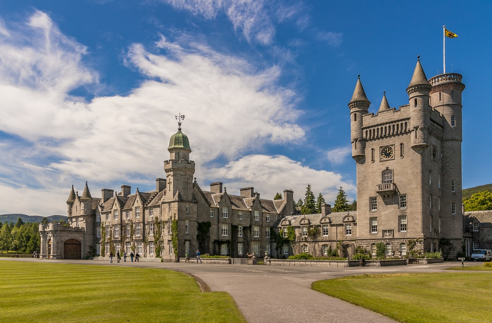 The Queen's Balmoral Castle