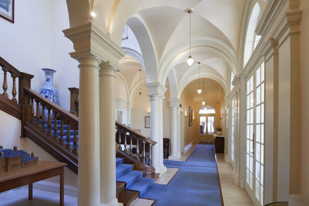 Blervie House Hallway