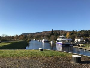 Loch Ness December 2020