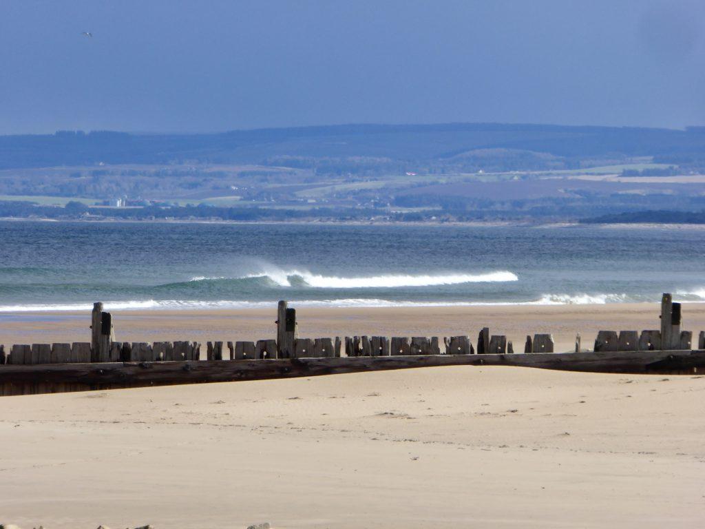 Lossiemouth Beach x